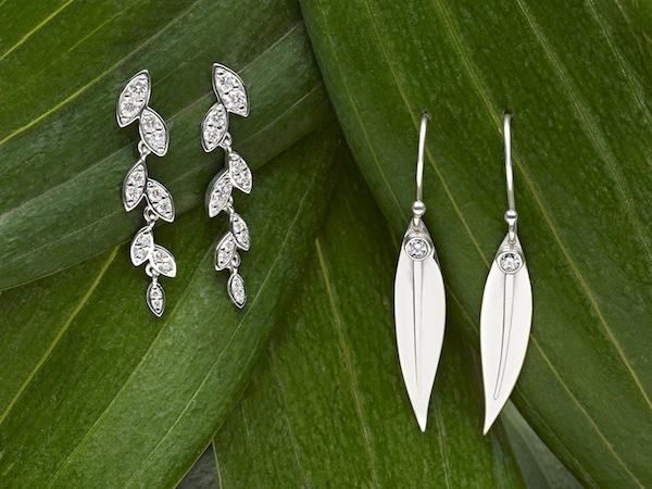 Wisteria Collection Earrings