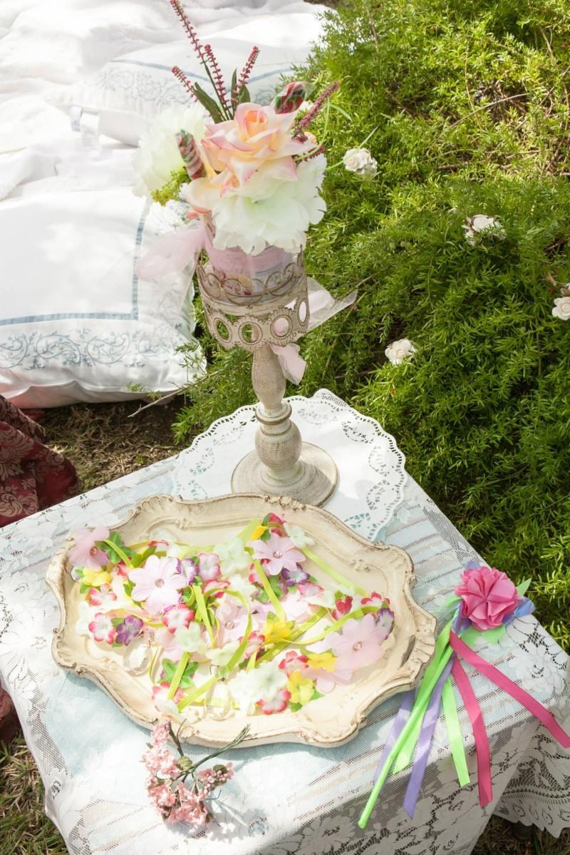 austenland bridal shower decor 3