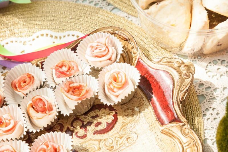 austenland bridal shower food