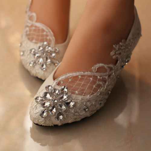 Shoes seen on Offbeat Bride