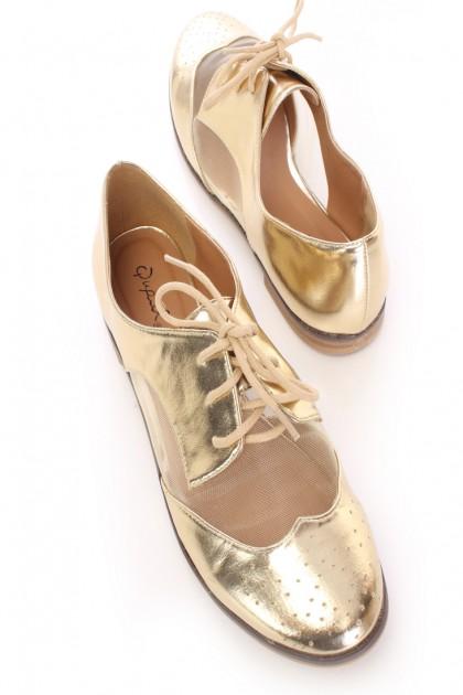 shoes-flats-el-strip-113xgoldmetpu