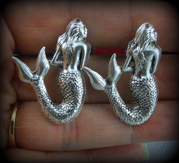 The Mermaid Cufflinks
