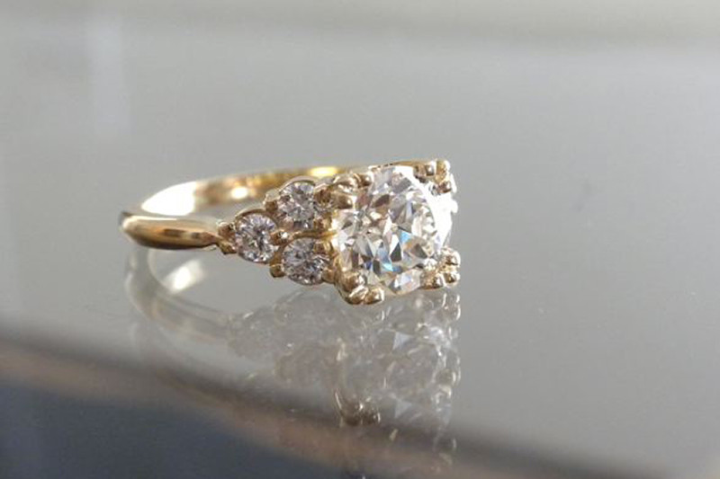 OBB Antique reproduction ring
