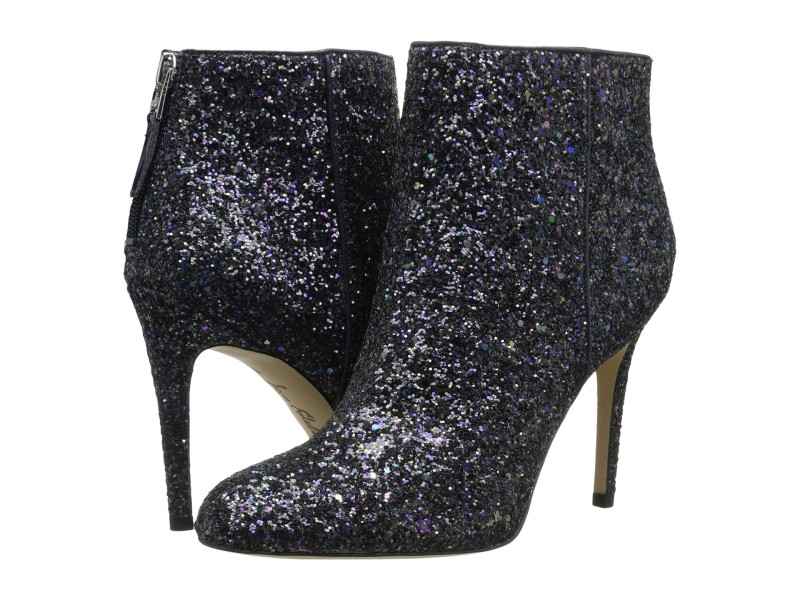 dark glittery boots from zappos