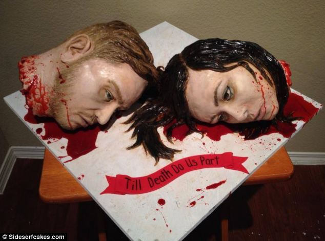 Wedding cake fails so bad they're good as seen on @offbeatbride