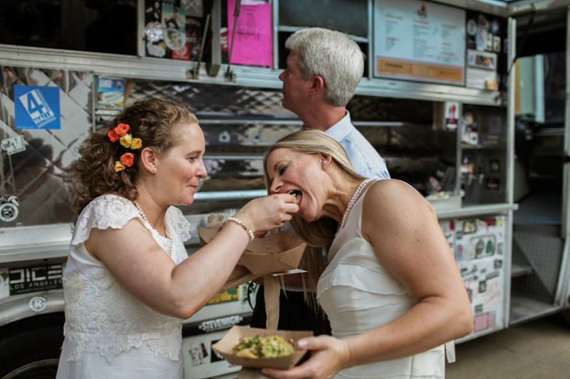 Food truck wedding tips as seen on @offbeatbride #foodtrucks