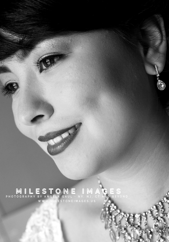 Black and white wedding photos by Milestone Images as seen on @offbeatbride
