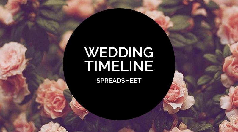 Download your wedding timeline from @offbeatbride #weddingplanning #weddingtimeline