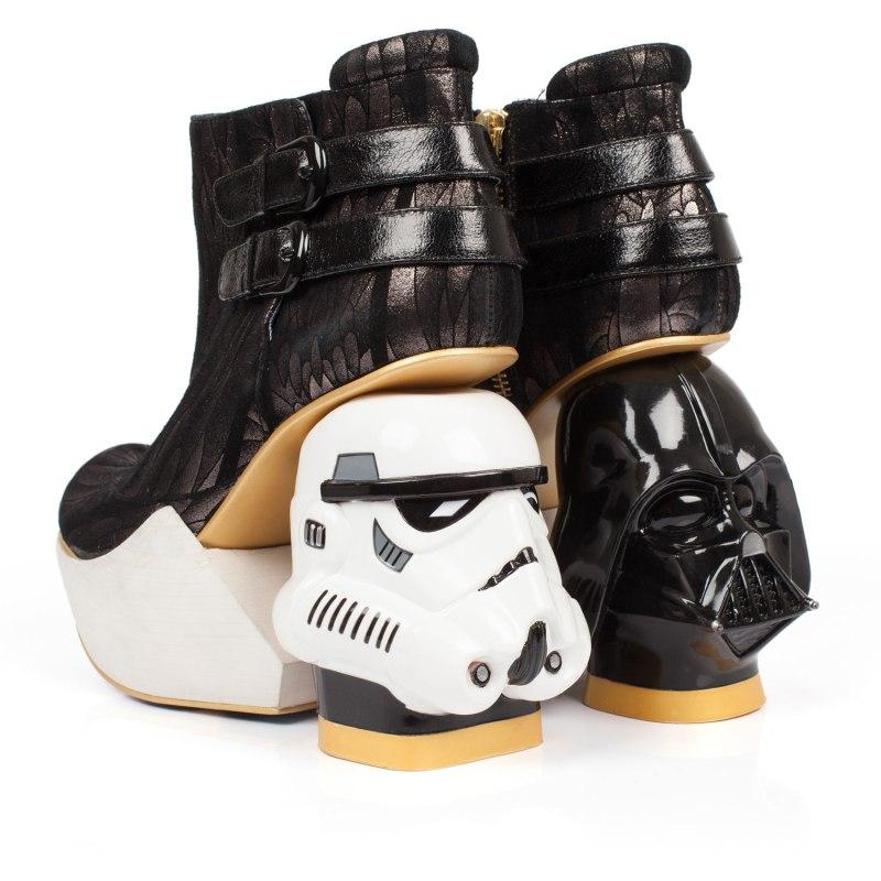 Star Wars heels as seen on @offbeatbride