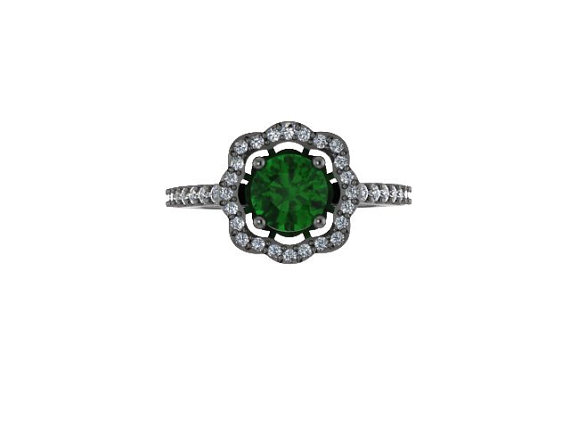 Slytherin engagement rings for all four houses