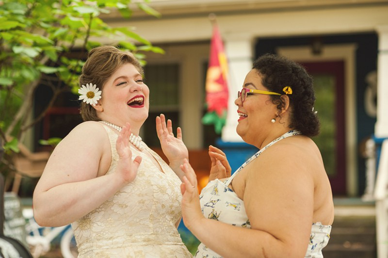 Gender-neutral, lesbian vows, and gay wedding vows for all your same-sex ceremony needs