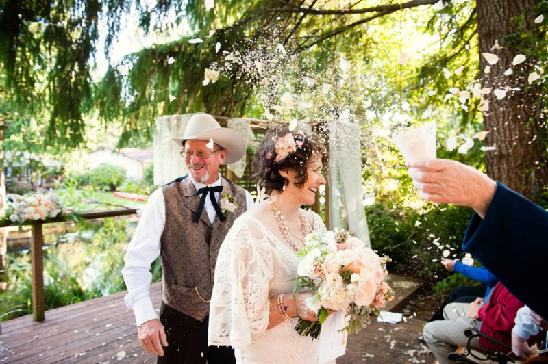 At Last: a sweet wedding reading that honors a life lived before finding love