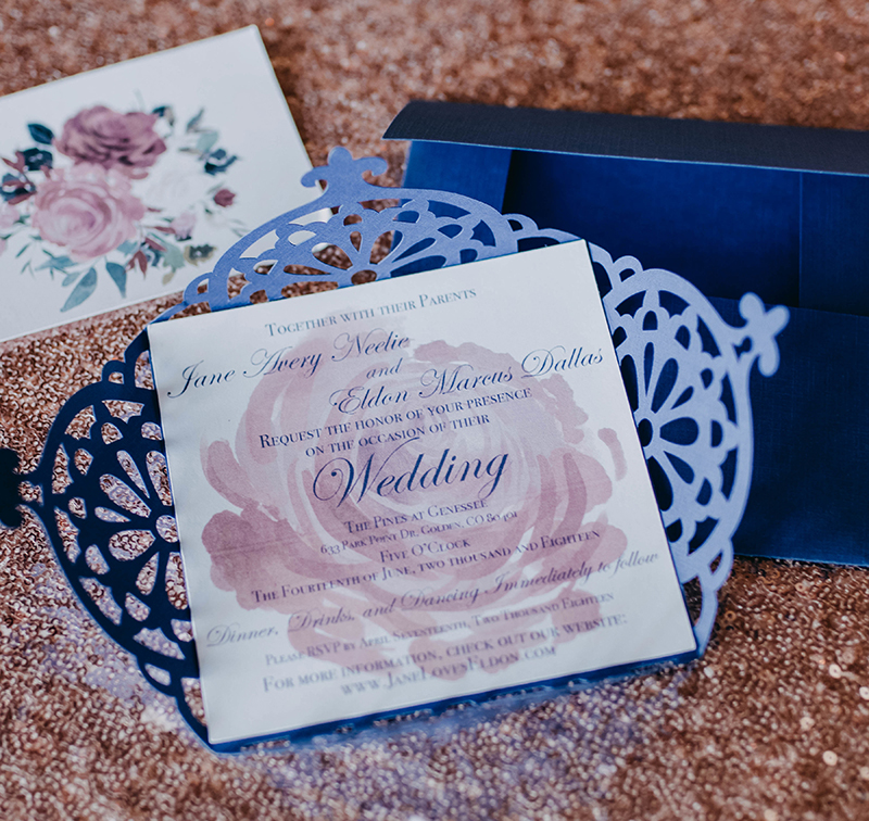 Kate Spade-Inspired Styled Shoot
