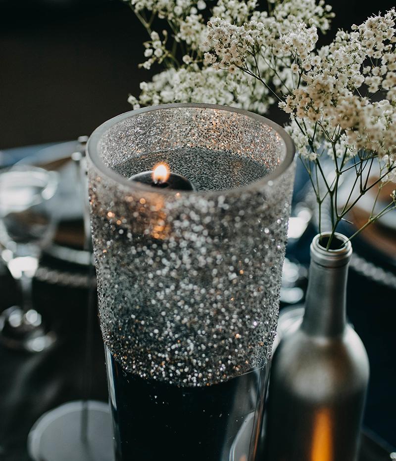 mohawk wedding inspiration