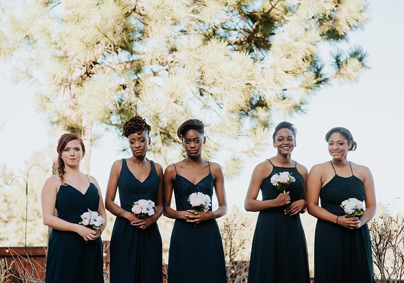 chic wedding inspiration