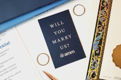 Having the talk: How to tell a compelling story during your wedding ceremony