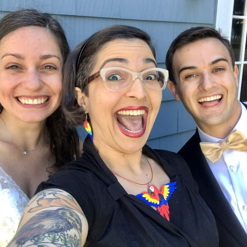 A chat with offbeat wedding planning, Mama Hen organizing genius, Maven Macaw Events