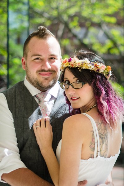 Be swept away by this nature-loving secret elopement in Annapolis