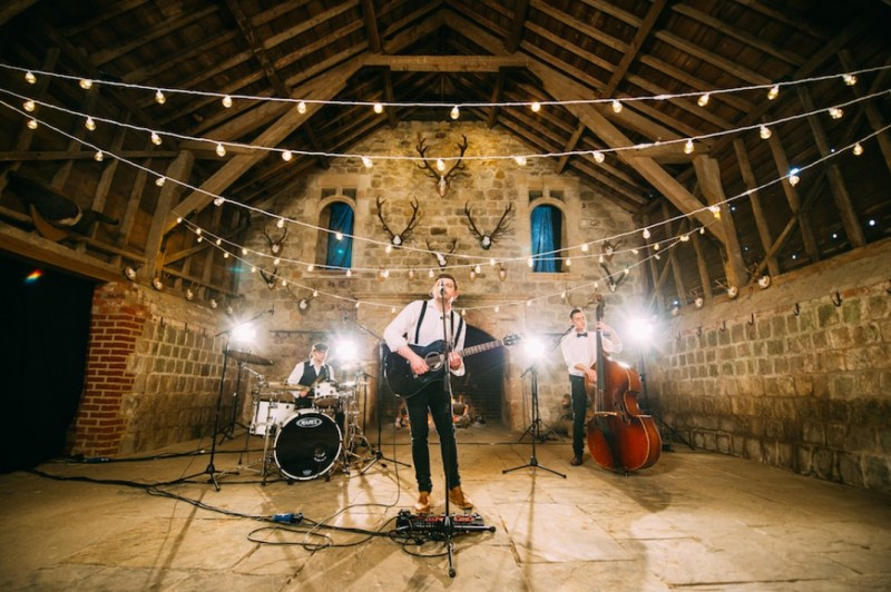 Never considered a wedding band? This UK company may just change your mind