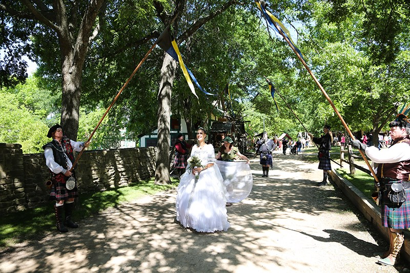 Winter is coming, and so are REN FEST WEDDINGS at the Scarborough Renaissance Festival