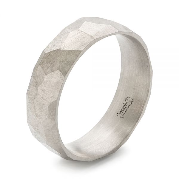 Not your father's wedding ring: amazing one of a kind wedding bands
