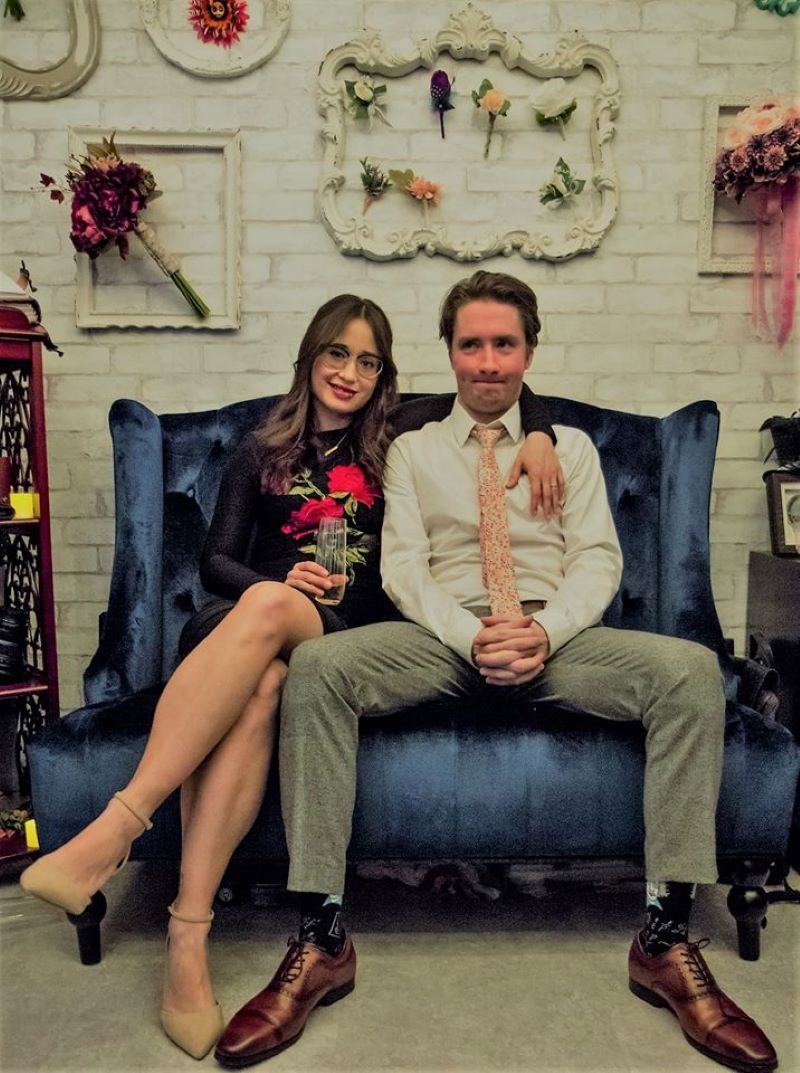 You've got to see NYC's first and only after-hours walk-in wedding chapel (like Vegas without the Elvis!)