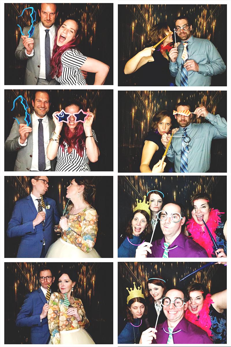 West Loop Chicago Wedding