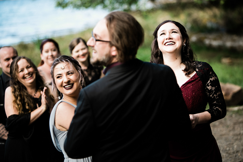 West coast couples: hiring this inclusive & skilled wedding photo wizard will be the best decision yet