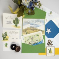 7 southwest-cactus-wedding-invitation-suite-hand-painted-by-charmcat
