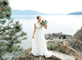 Abaowedding weding gown on offbeat bride