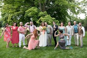 Emma + Aaron's wedding