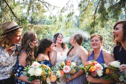   Fun, Creative, Alternative, Non-Traditional Wedding photography in Portland, Oregon www.TwistedAisleWeddings.com