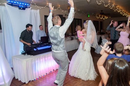 Fort Collins Wedding DJ Mariott