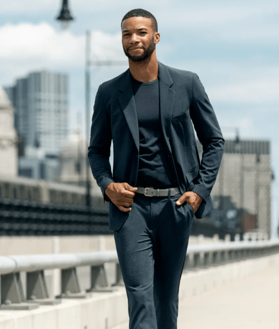 mens wedding suits from ministry of supply on offbeat bride - Edited