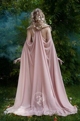 firefly path elven cape on offbeat bride