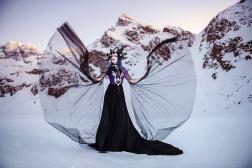 Gothic wedding dresses by WulgariaStore on Offbeat Bride (2)