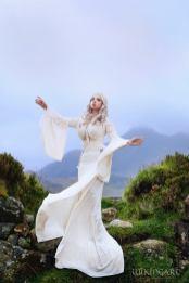 Gothic wedding dresses by WulgariaStore on Offbeat Bride (9)