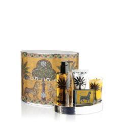 Ortigia Sicilia Zagara Oval Gift Set
