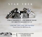 C9TTUNGSTEN custom engraved wedding rings (3)