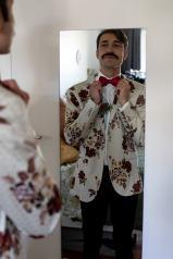 top man wedding suit as seen on offbeat bride