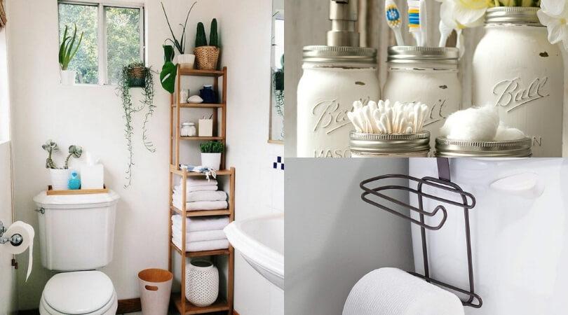 10 Amazing Bathroom Organization Ideas Thatll Make Your