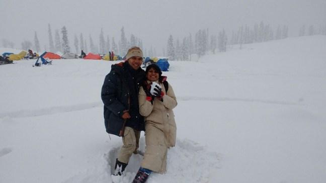 Gulmarg snowfall, Tourist places in Kashmir, Jammu & Kashmir Tourism. Gulmarg Snowfall, Sinagar to Gulmarg. Gulmarg Gondola