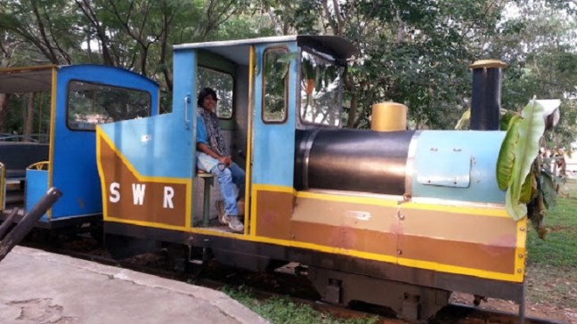 Inside Rail Museum, Mysore: Places to visit in Mysore: Karnataka Tourism, Mysore Museums