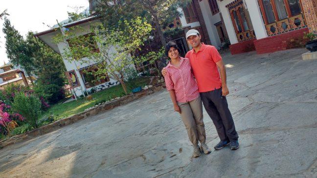 Damchen Resort at Khuruthang, PunakhaKhuruthang- Township near Punakha, Punakha Dzong, Places to visit in Bhutan,