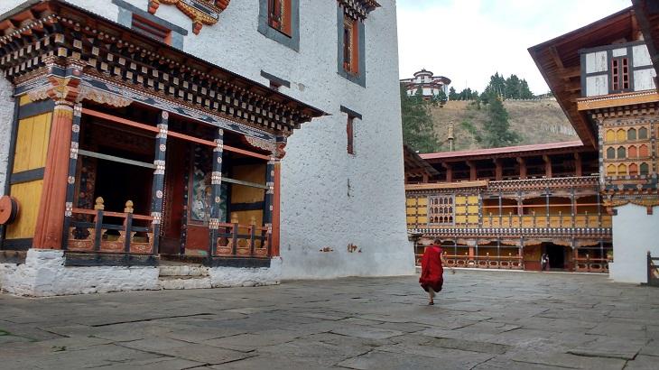 Paro Dzong: Best of Bhutanese Architecture, Rinpung Dzong, Bhutan Tourism, Best places to visit in Bhutan, Things to do in Paro, Beautiful Bhutan, Bhutan Dzongs