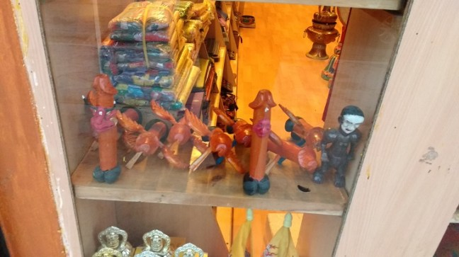 Paro is the best place to shop for souvenirs in Bhutan
