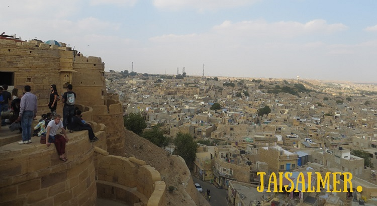 Places to visit and Top Things to do in Jaisalemer rajasthan Tourism: Fort, Havelis & Desert Safari, Jain Temple, Kuldhara Village, Sam Sand dunes, Jaisalmer Desert Festival