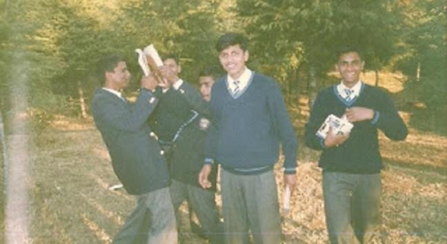 Memoirs of Sainik School Ghorakhal Nainital: Miss those days