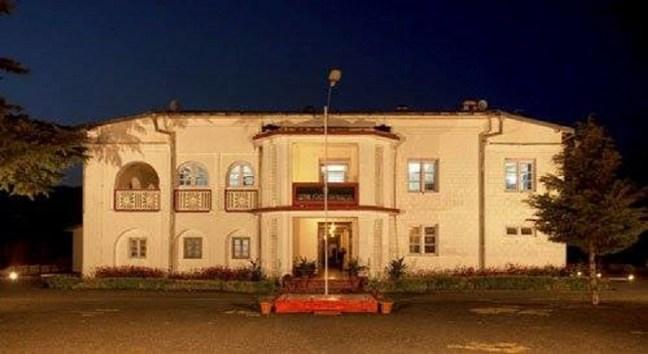 Stunning administrative building of Sainik School Ghorakhal Nainital, Memoirs
