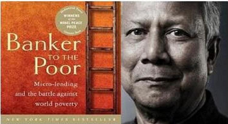 Banker to the poor: Book Summary_Mohammad Yunus's Grameen Bank